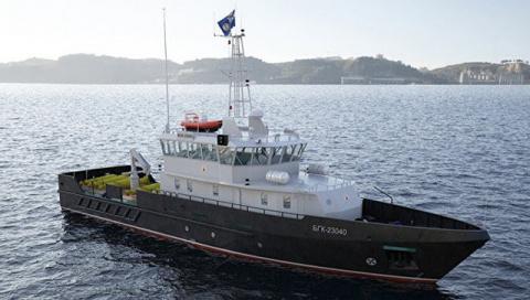 В Нижнем Новгороде заложили два больших гидрографических катера для ВМФ