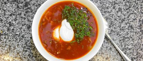 ДЕНЬ ПЕРВОГО БЛЮДА. Согревающие супы. Солянка