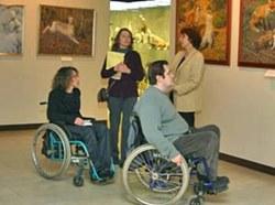 Российские музеи сделают доступными для инвалидов