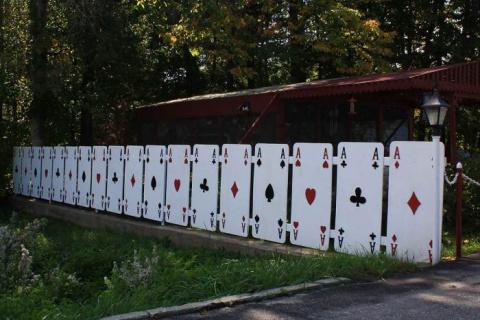 20 великолепных заборов, которые станут визитной карточкой частного дома