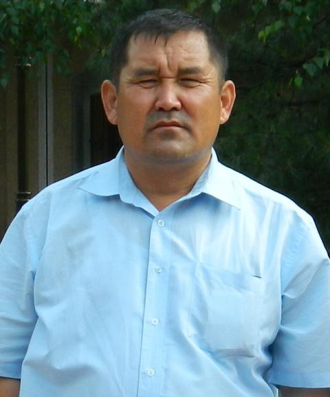 Jusipbek Utepbergenov