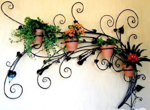 Подставки для цветов. Как вам идеи?