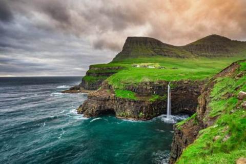 10 самых интересных водопадо…