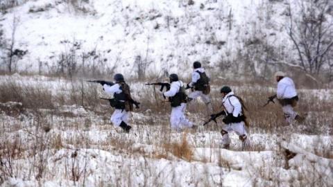 Донбасс: село на юге ДНР обе…