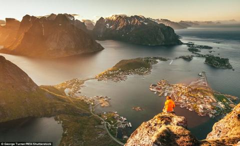 Красоты Северной Европы в тёплых лучах летнего солнца