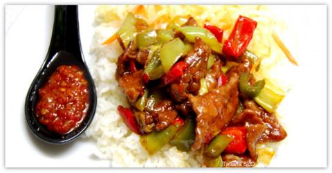 По мотивам китайской кухни..…