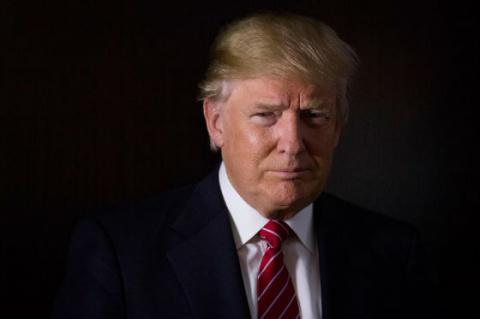 Трамп стал 45-м президентом США