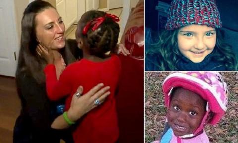 Мать, потерявшая ребенка, встретилась с девочкой, получившей сердце ее дочери