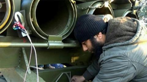 Террористы ИГИЛ под Дейр-эз-…