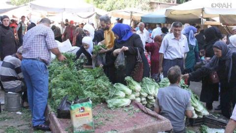 Сирия: в Дейр-эз-Зоре вновь открылись рынки