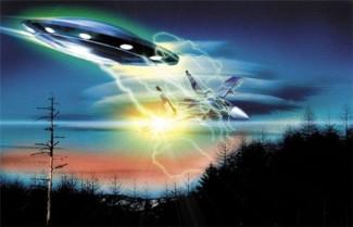 Встречи лётчиков с НЛО