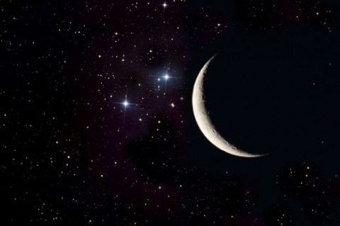 Как сфотографировать луну и звезды