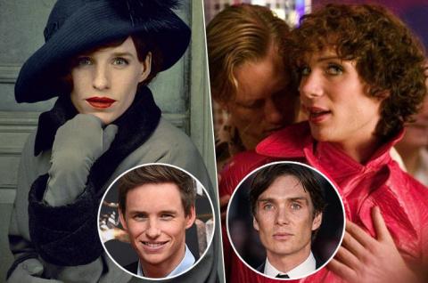 Женские роли актеров-мужчин