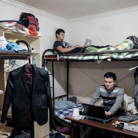 Более 1.000.000 китайцев живут в подземных бункерах времен холодной войны