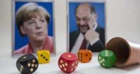 О выборах в Германии: Ключев…