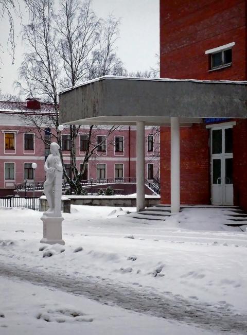 Закрытие (или расформирование) Городской больницы № 31 ради переезда Верховного и Верховного арбитражного судов