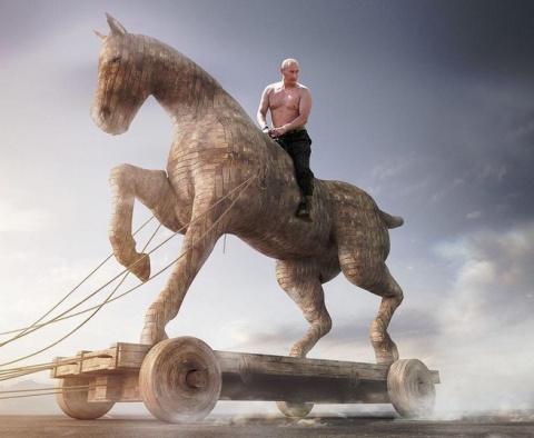 Троянские кони Кремля