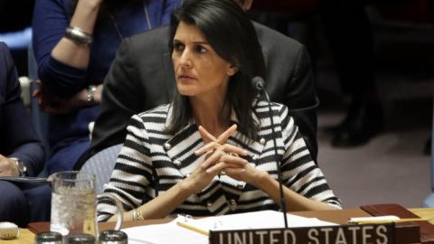 Постпред США при ООН призвал…