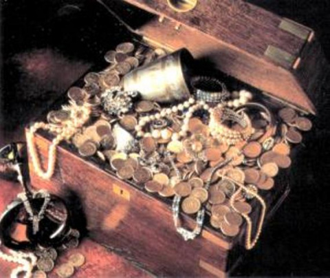Истории старого одесского кладоискателя