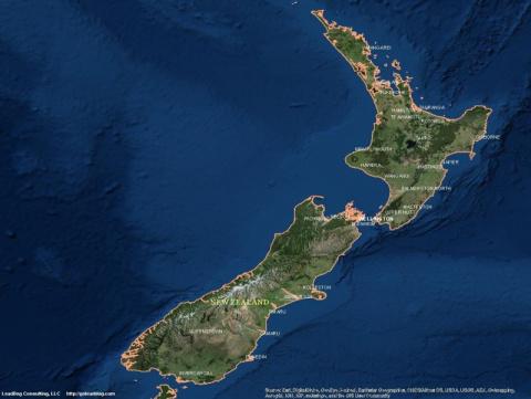 Зеландия может стать новым к…