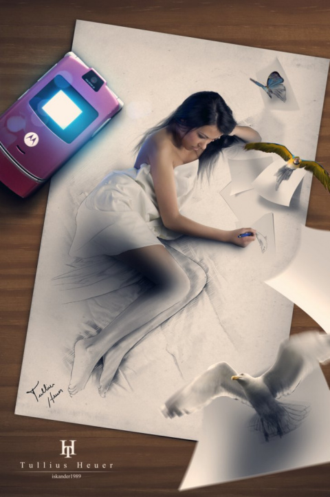 50 креативных фотоманипуляций