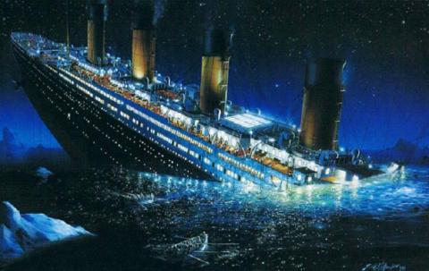 Снимки «Титаника» на дне оке…