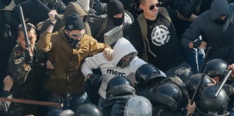 Украинские радикалы получили слишком много свободы, но виноваты «чужие войска» — Карасев