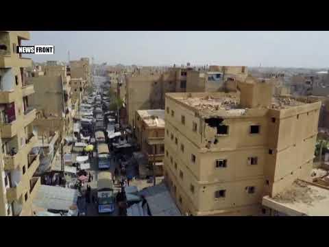 Иран направил крупный конвой на восток Сирии для поддержки мирных жителей
