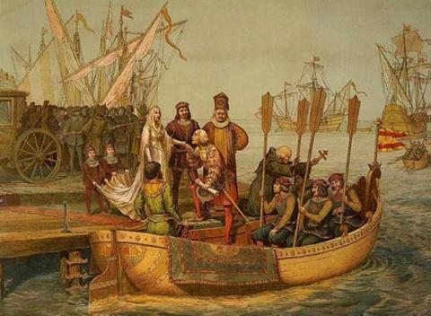 Викинги опередили Колумба