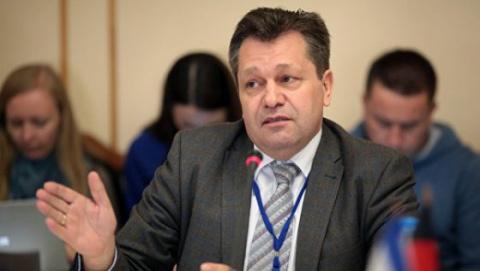 Немецкий политик предупредил Украину о последствиях признания России «страной-агрессором»
