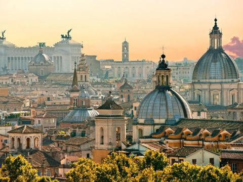 Новые римские каникулы: 9 ни…