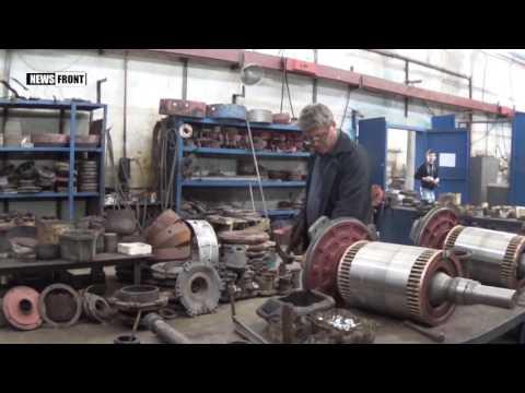 В ДНР вновь запущен «Донецкий электротехнический завод»
