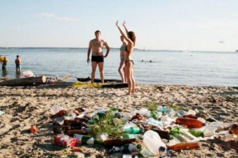 10 самых раздражающих людей на пляже