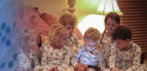 Интерактивная пижама! Что это?