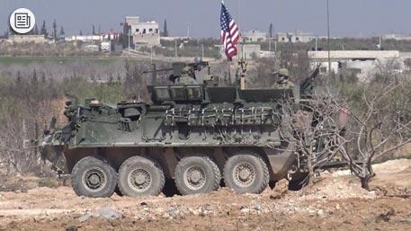 Американский спецназ в Сирии…