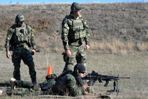 Молдавский спецназ (и это не…