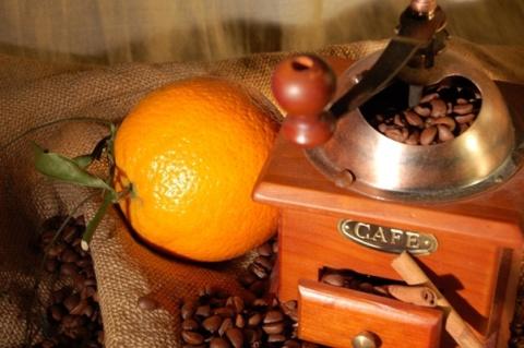 """Апельсиново-кофейный ликер """"44"""""""