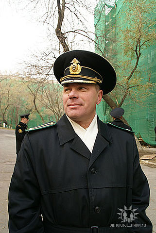 Андрей Рычков - наши дни...