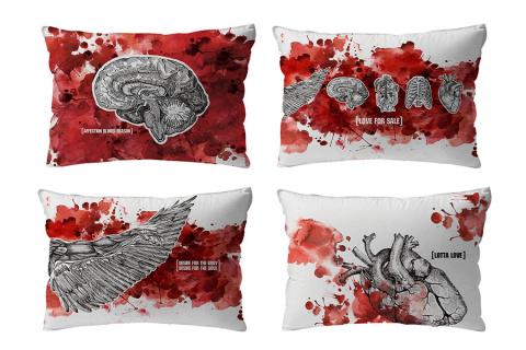 Кровь-любовь ко Дню Валентина