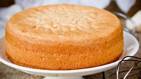Классический белый кекс: рец…