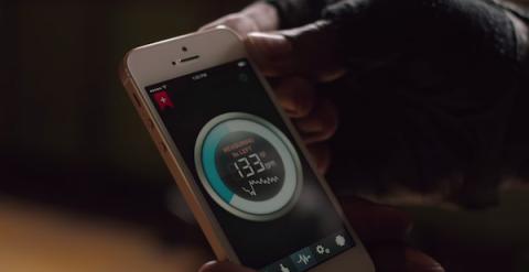 Apple выпустила новый ролик для iPhone 5S