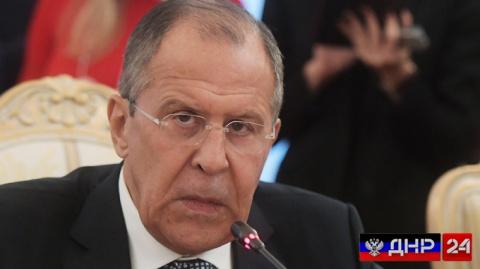 Глава МИД РФ: власти Украины изобретают новые уловки, чтобы не соблюдать «Минск-2»