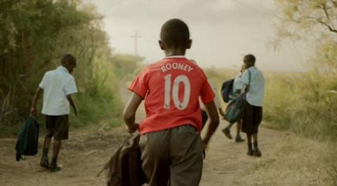 Футбол и дети