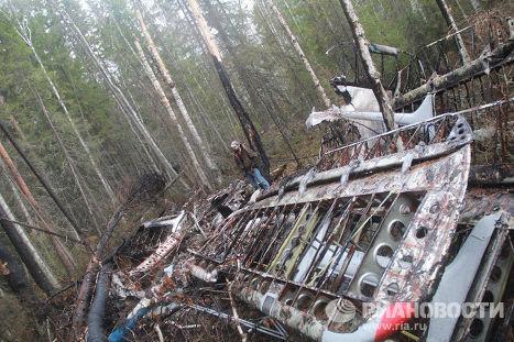 Причиной крушения Ан-2 в Серове назвали ошибку пилота