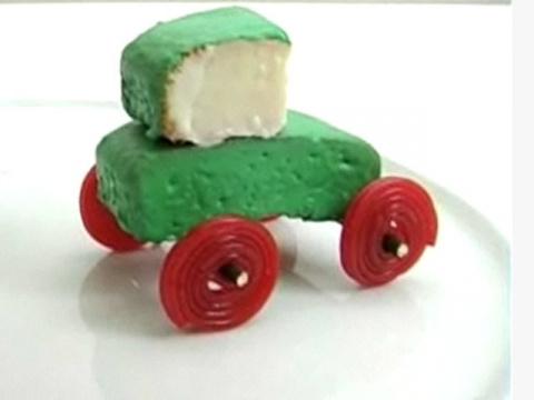 Бисквитные автомобили