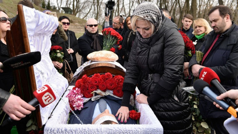 Заказчик убийства Вороненков…