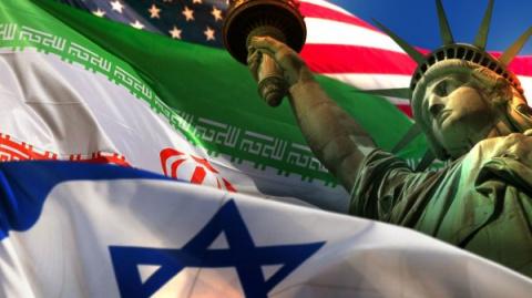 Как США обслуживают Израиль …