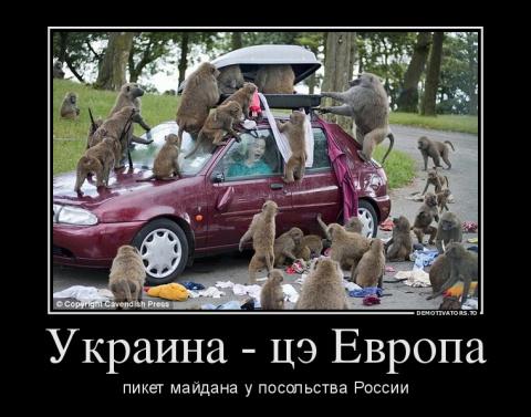 Донецк – наглость по-киевски