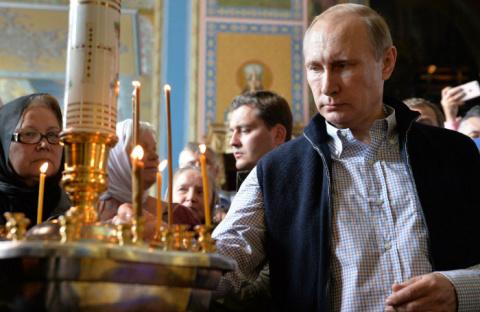 «Валаам». Россиян готовят к новому образу Путина?