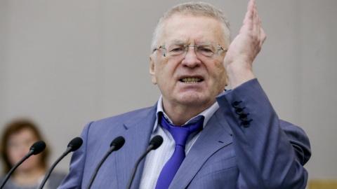 «Политический расизм»: Жириновский отреагировал на решение МОК по сборной России